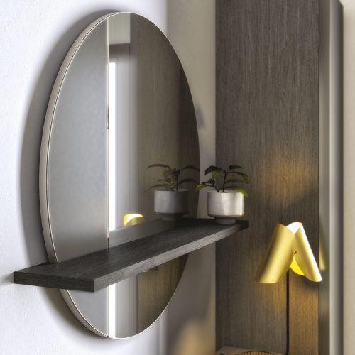 Aliance Mirror +Shelf