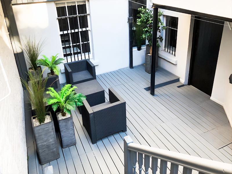 ka studio mount street project decking