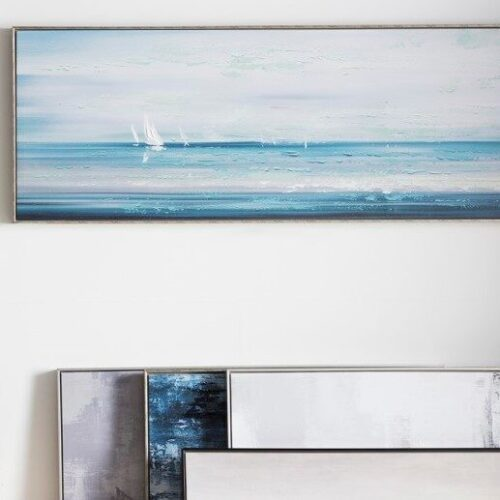 Sailing Frame Art